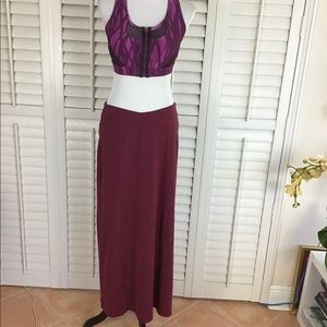 Athleta Maxi Size L